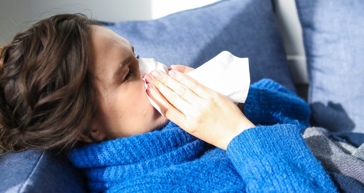 Natural Healing for Colds & Flus
