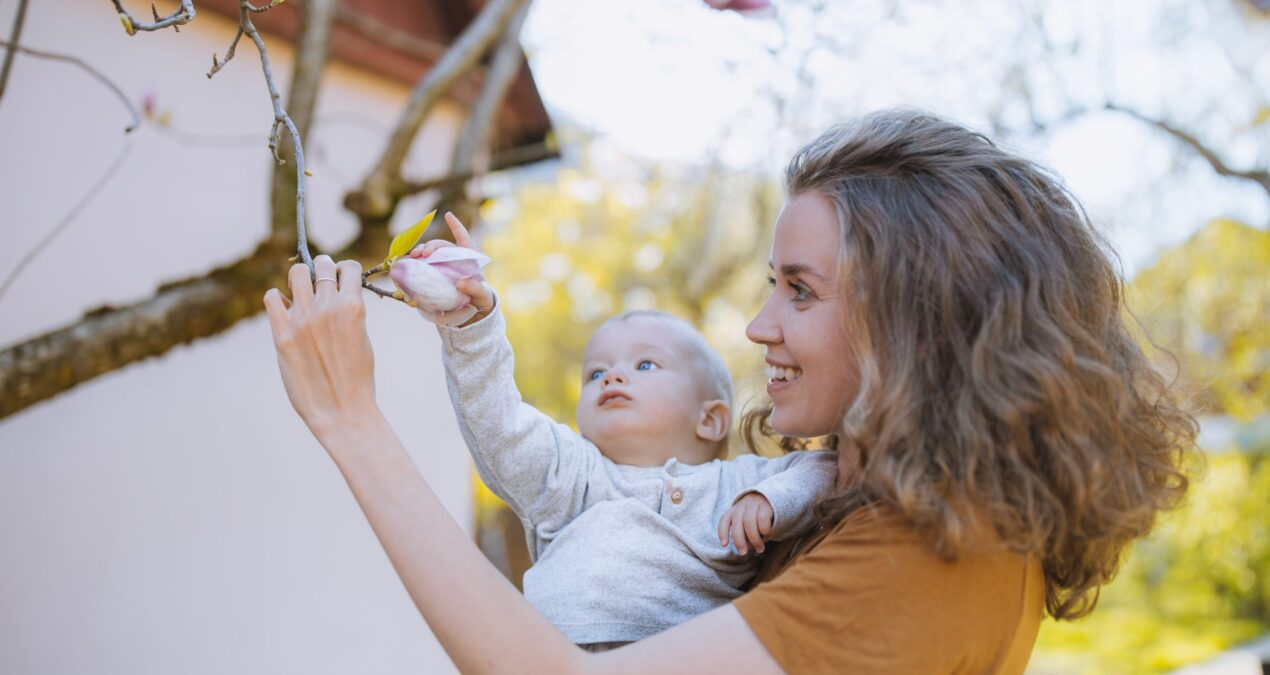 Integrating Presence into Motherhood and Growing Strength Within