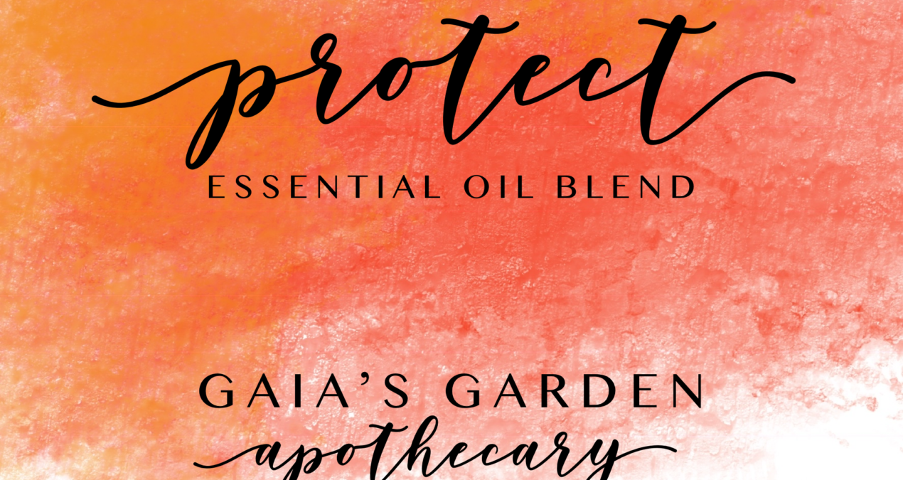 Protect Organic Essential Oil Blend